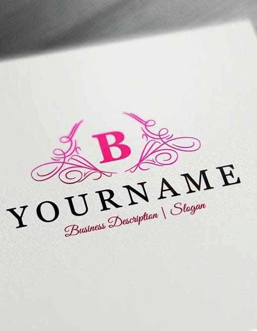 Free Monogram Template for Word Best Of Design Free Logo Line Initials Luxury Logo Template