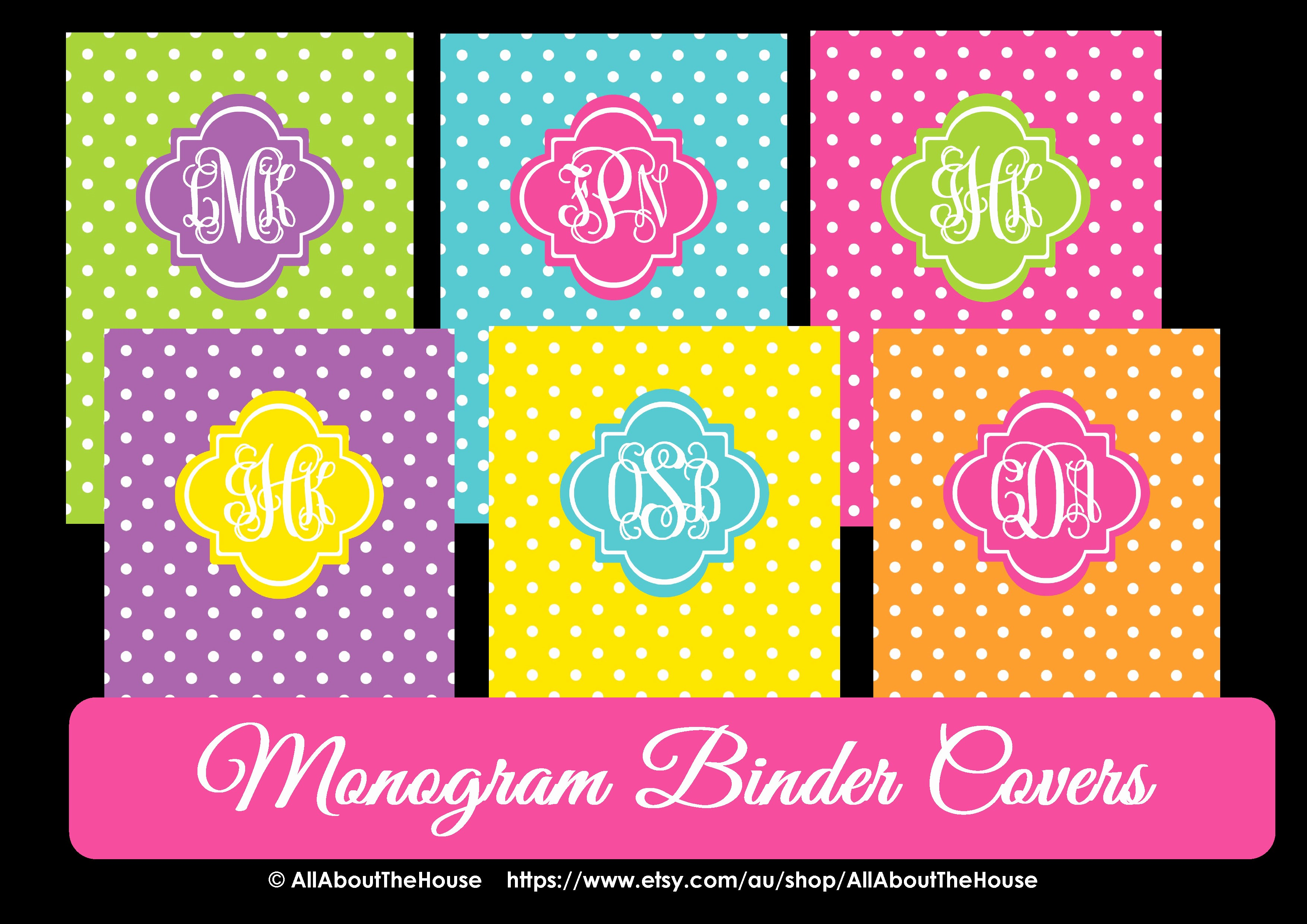 Free Monogram Template for Word Fresh Gallery