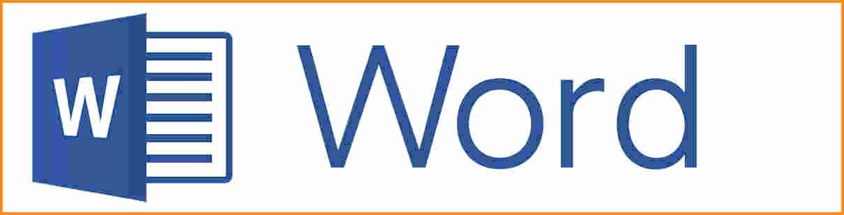 Free Monogram Template for Word Fresh Word Logo 9 Microsoft Word Logo Mac Resume Template