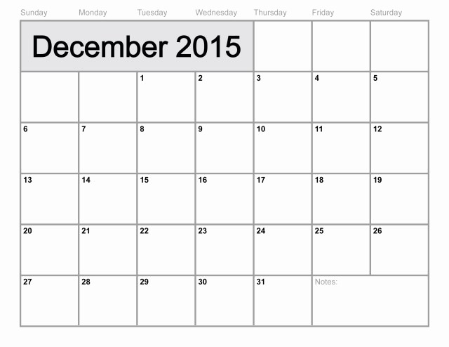 Free Monthly Calendar Templates 2015 Awesome Printable Blank Monthly Calendar 2015 Free Download