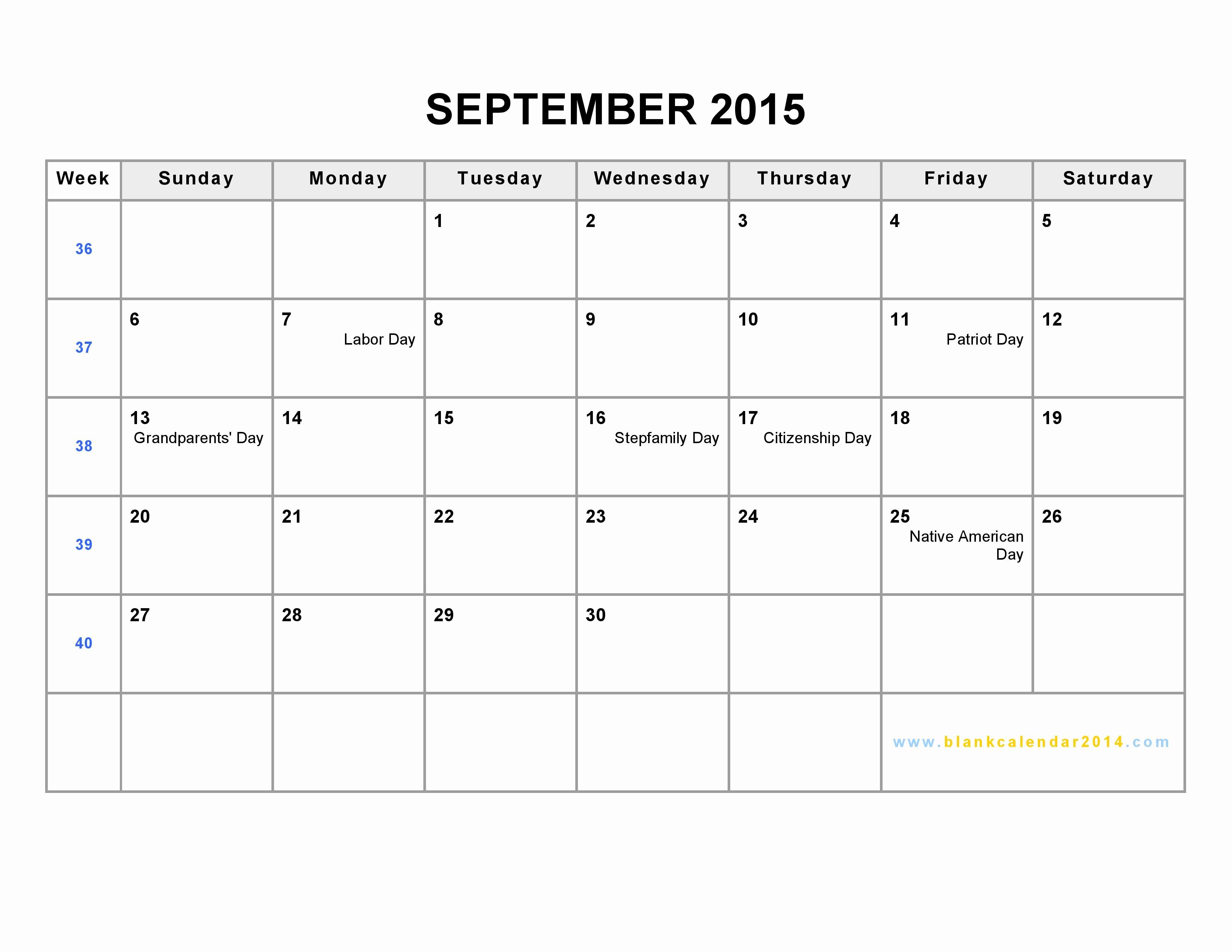Free Monthly Calendar Templates 2015 Elegant 2015 Monthly Calendar Printable Pdf 6 Best Images Of 2015