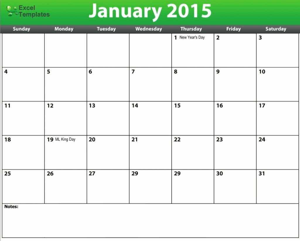 Free Monthly Calendar Templates 2015 New 2015 Yearly Calendar Printable – 2017 Printable Calendar