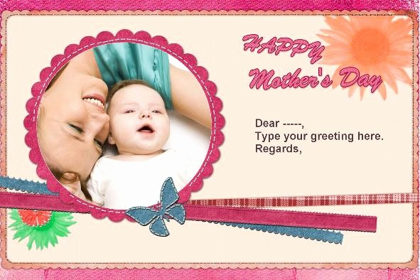 Free Mother's Day Card Templates Luxury Free Photo Templates Mother S Day Cards 3