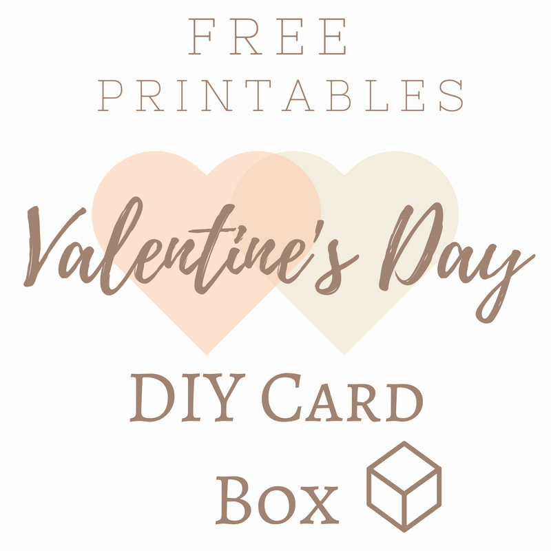 Free Mother's Day Card Templates New Awesome Free Diy Valentine's Day Box Ideas and Templates