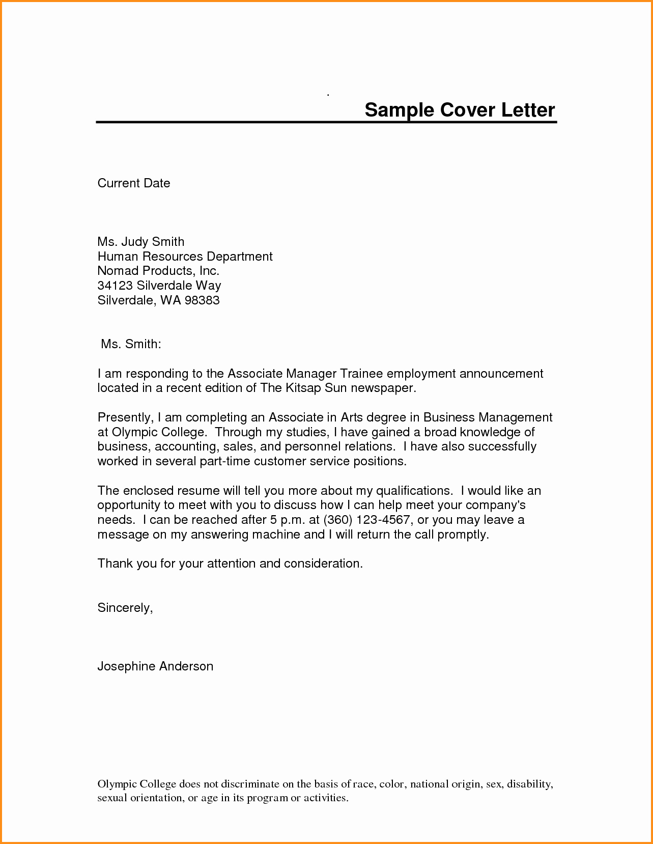 Free Ms Word Letter Templates Elegant Letter Interest Template