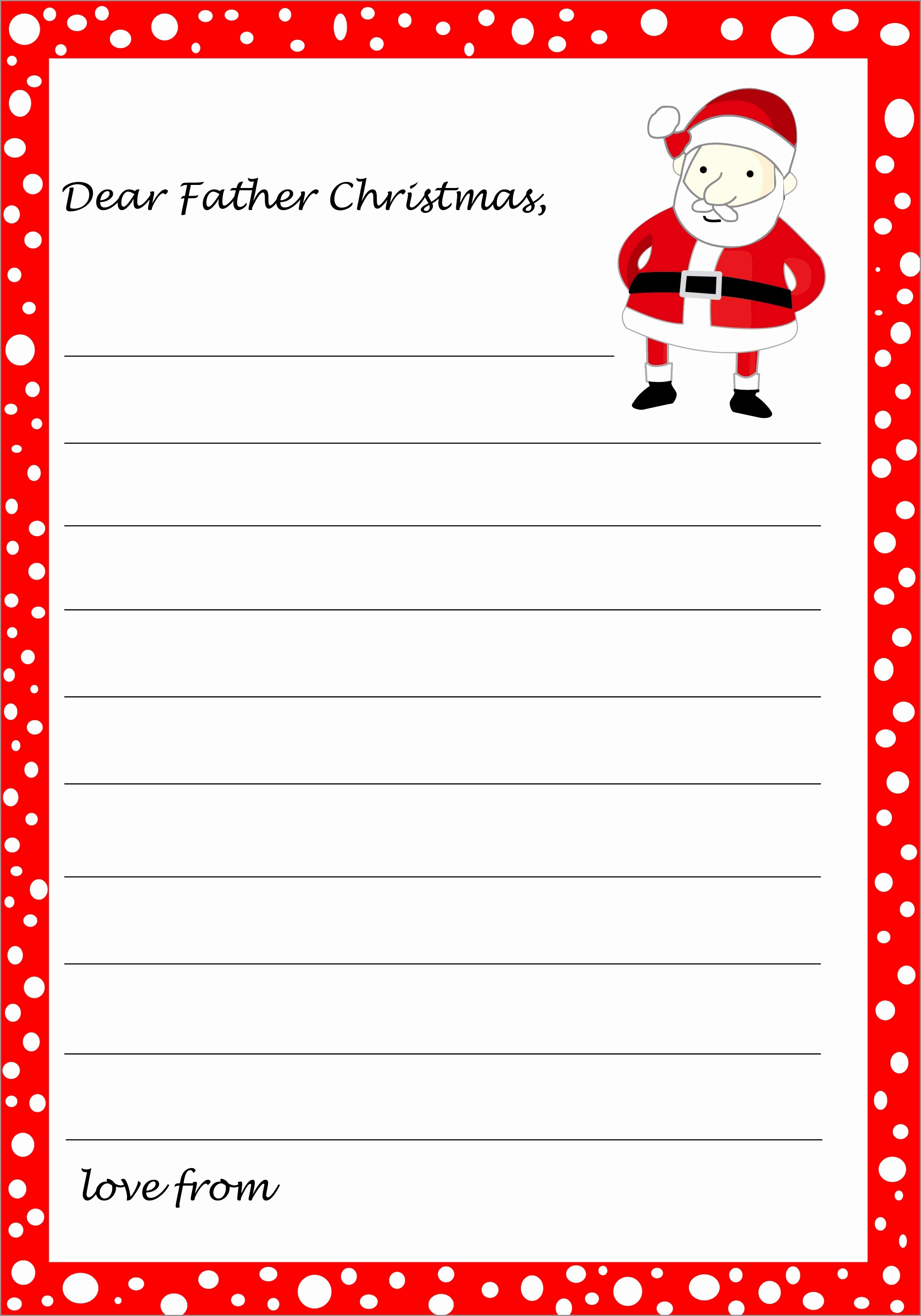 Free Ms Word Letter Templates New 5 Holiday Letter Template Microsoft Word Eouti