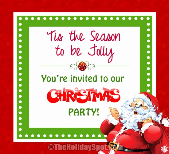Free Online Christmas Party Invitations Fresh Christmas Greeting Cards Wishes Free Ecards