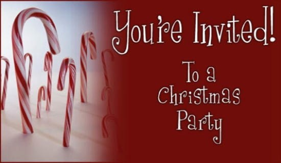 Free Online Christmas Party Invitations Inspirational Free Christmas Party Invitation Ecard Email Free