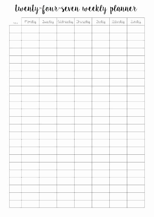 Free Online Weekly Schedule Maker Inspirational Free Line Monthly Planner Templates Calendar Schedule