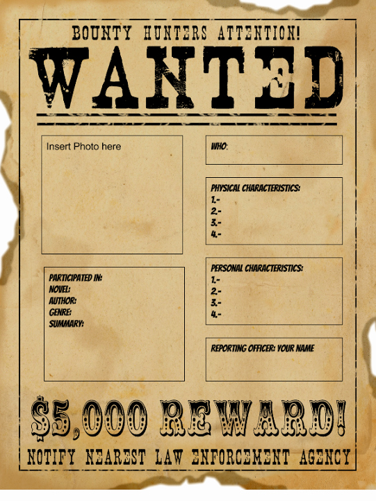 Free Poster Templates for Word Beautiful Wanted Poster Templates Word Templates Docs