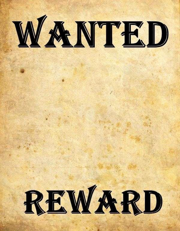 Free Poster Templates for Word Elegant 9 Wanted Poster Templates Word Excel Pdf formats