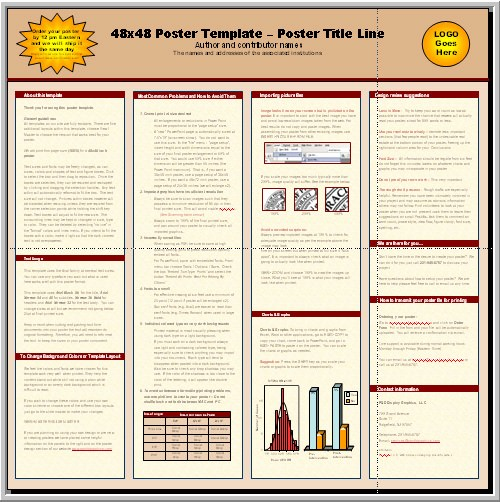 Free Poster Templates for Word Lovely 19 Conference Poster Design Templates Psd Ai Vector
