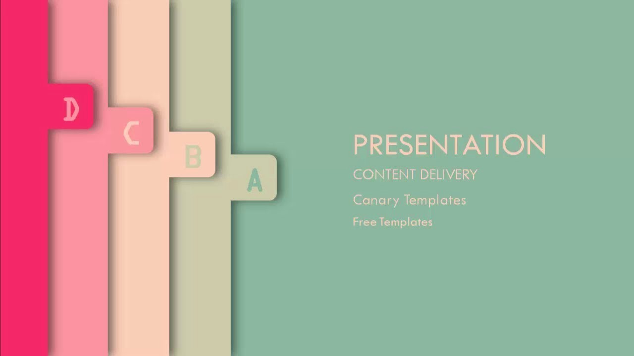 Free Power Point Templates Com Beautiful Creative Free Powerpoint Template Free Powerpoint