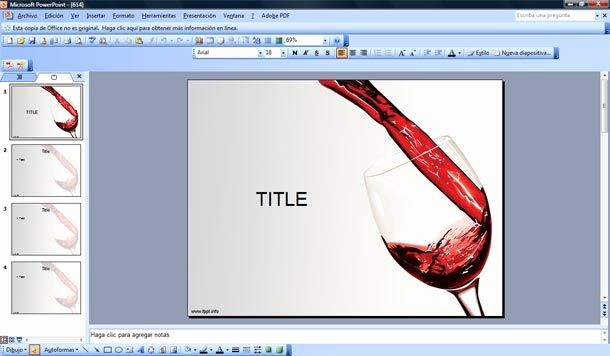 Free Power Point Templates Com Best Of Wine Powerpoint Templates