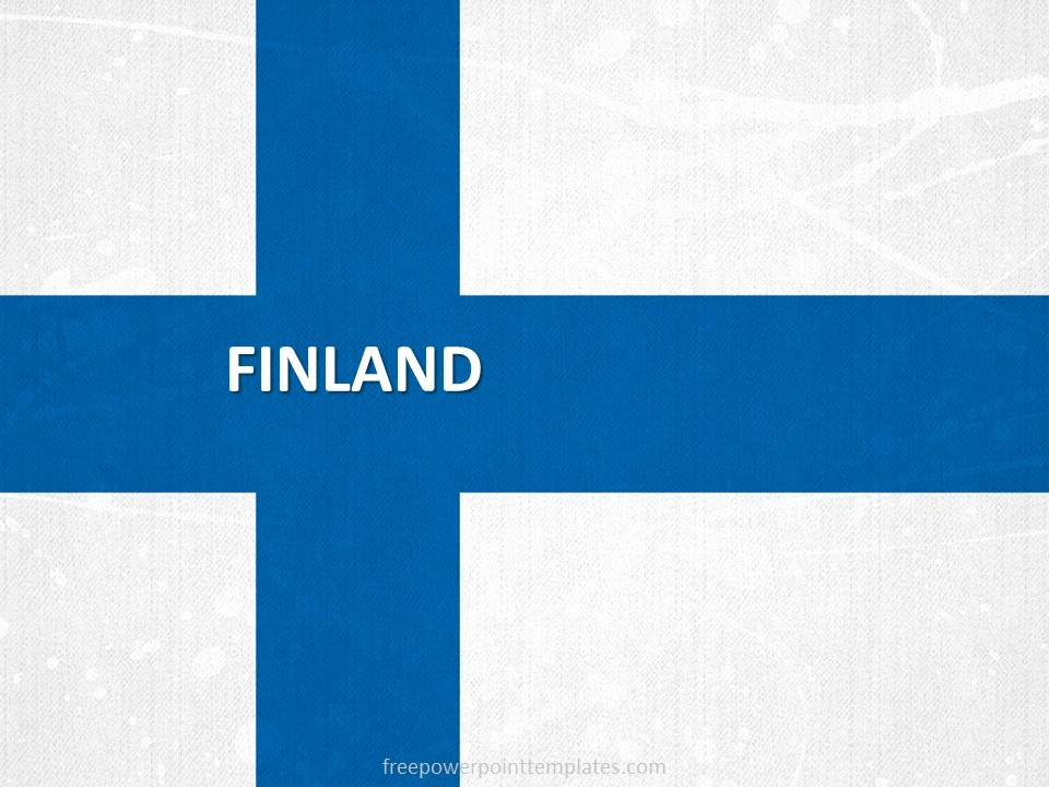 Free Power Point Templates Com Fresh Free Finland Powerpoint Template