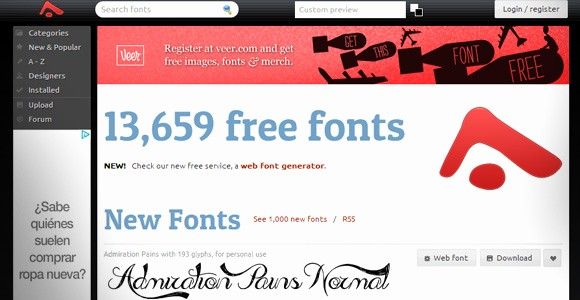 free font resources for powerpoint presentations