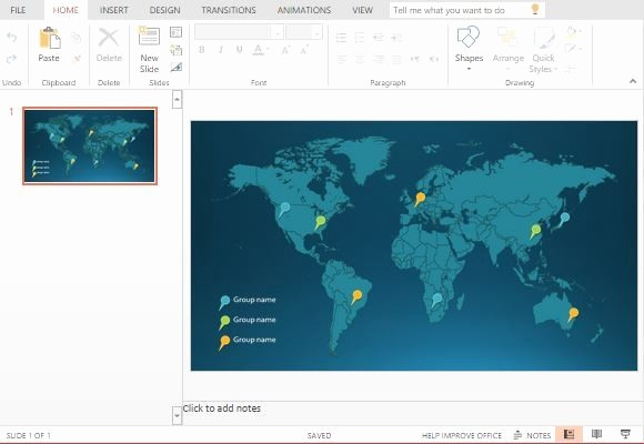 Free Power Point Templates Com Luxury Word Map Infographic Templates for Powerpoint