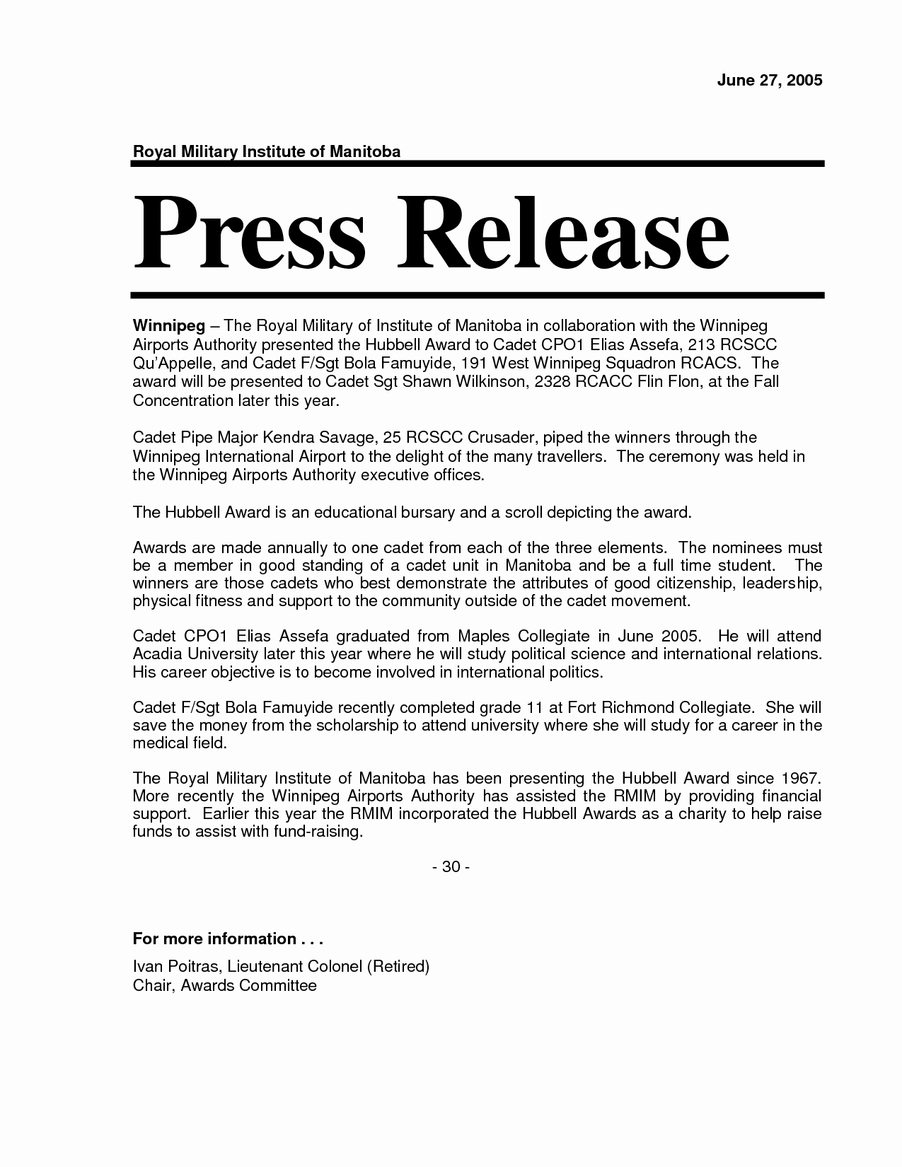 Free Press Release Template Word Luxury Release Press Release Template