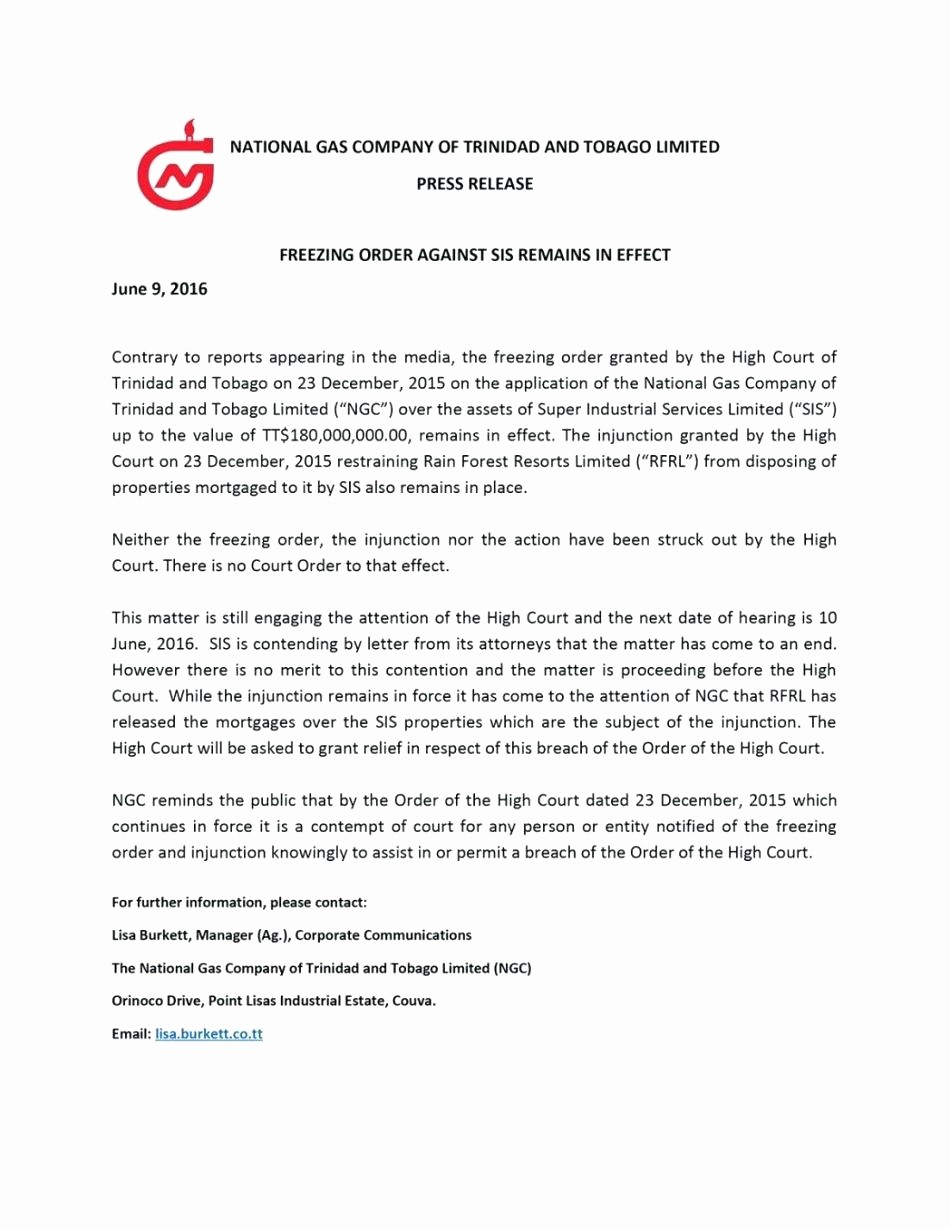 Free Press Release Template Word New event Press Release Template Word
