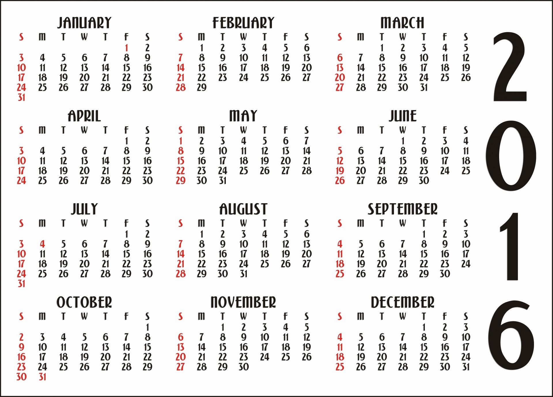 Free Printable 12 Month Calendar Fresh 12 Month E Page Calendar Free Printable 12 Month