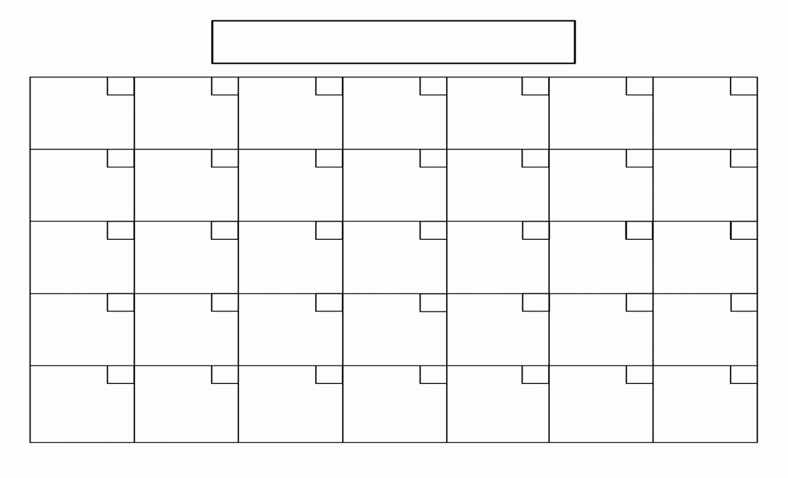 Free Printable 12 Month Calendar New Blank 12 Month Calendar Template 2017