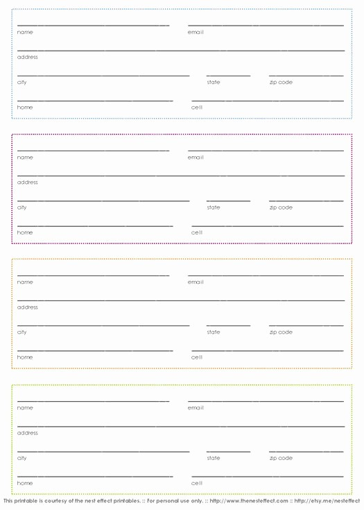 Free Printable Address Book Pages Awesome Pinterest • the World's Catalog Of Ideas