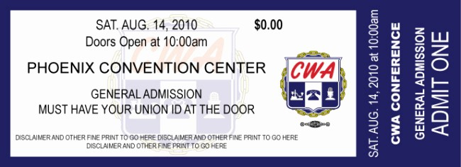 Free Printable Admission Ticket Template Beautiful formal General Admission Ticket Template Sample with Blue