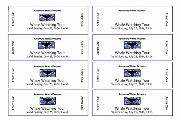 Free Printable Admission Ticket Template Best Of All Kinds Of Free Templates Editable