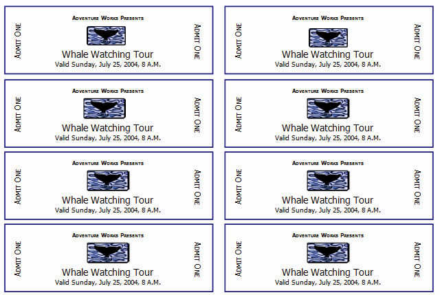 Free Printable Admission Ticket Template Inspirational 10 Free event Ticket Templates for Word and Adobe