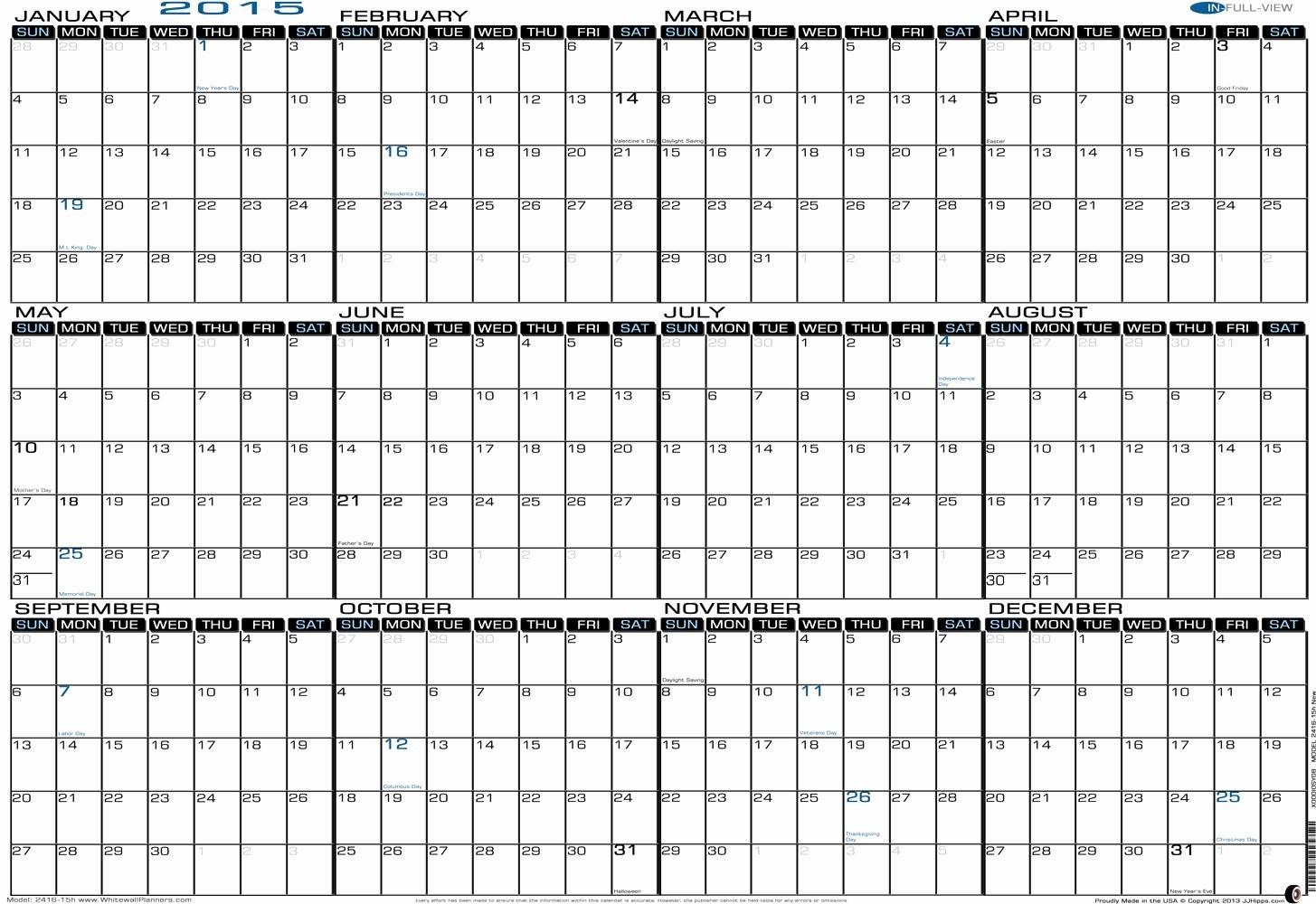 Free Printable Annual Calendar 2017 Luxury Free Printable Yearly Calendar 2015 – 2017 Printable Calendar