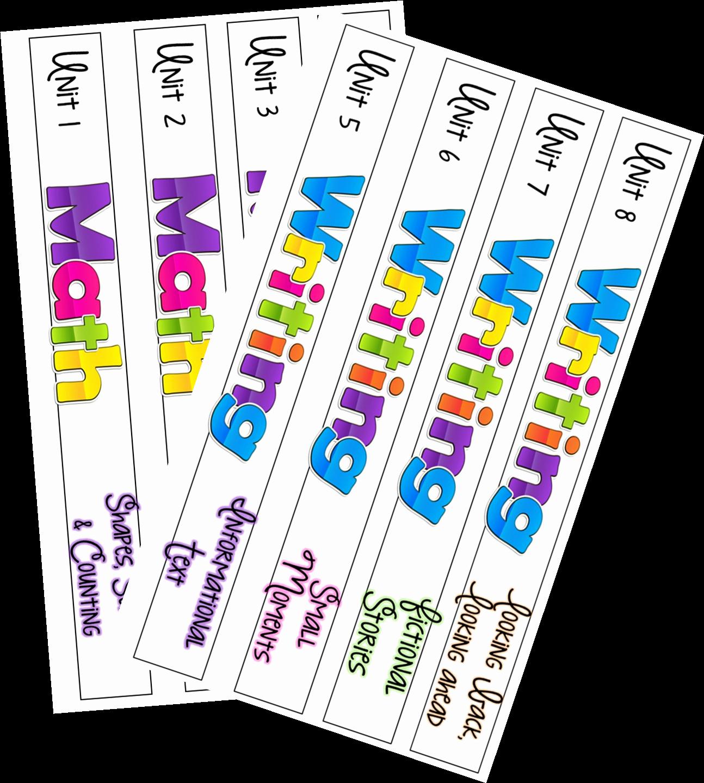Free Printable Binder Spine Labels Inspirational Free Spine Labels for Binders Getting organized Mrs