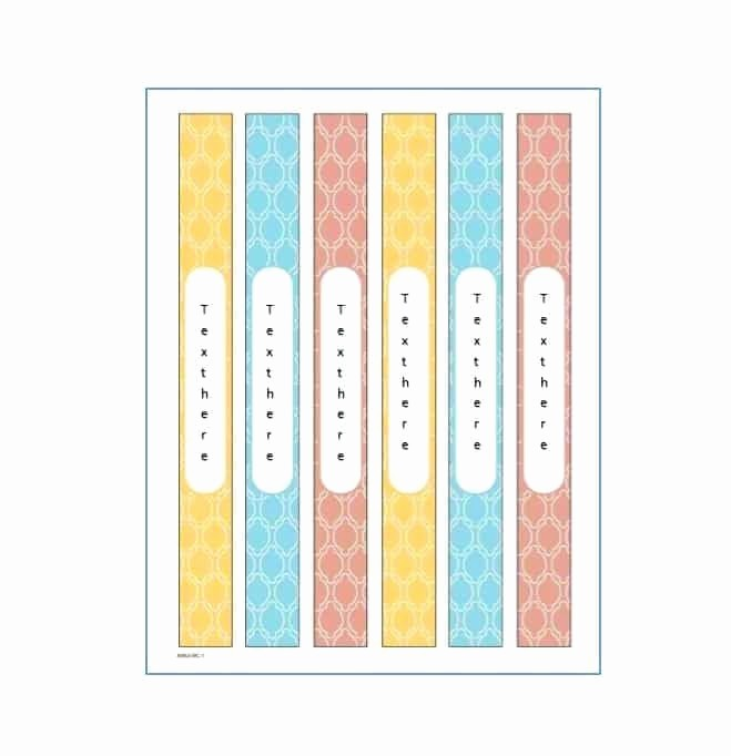 Free Printable Binder Spine Labels Lovely Best 25 Binder Templates Ideas On Pinterest