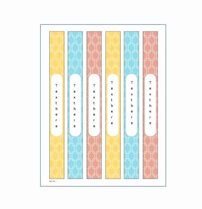 Free Printable Binder Spine Labels Lovely Best 25 Binder Templates Ideas On Pinterest