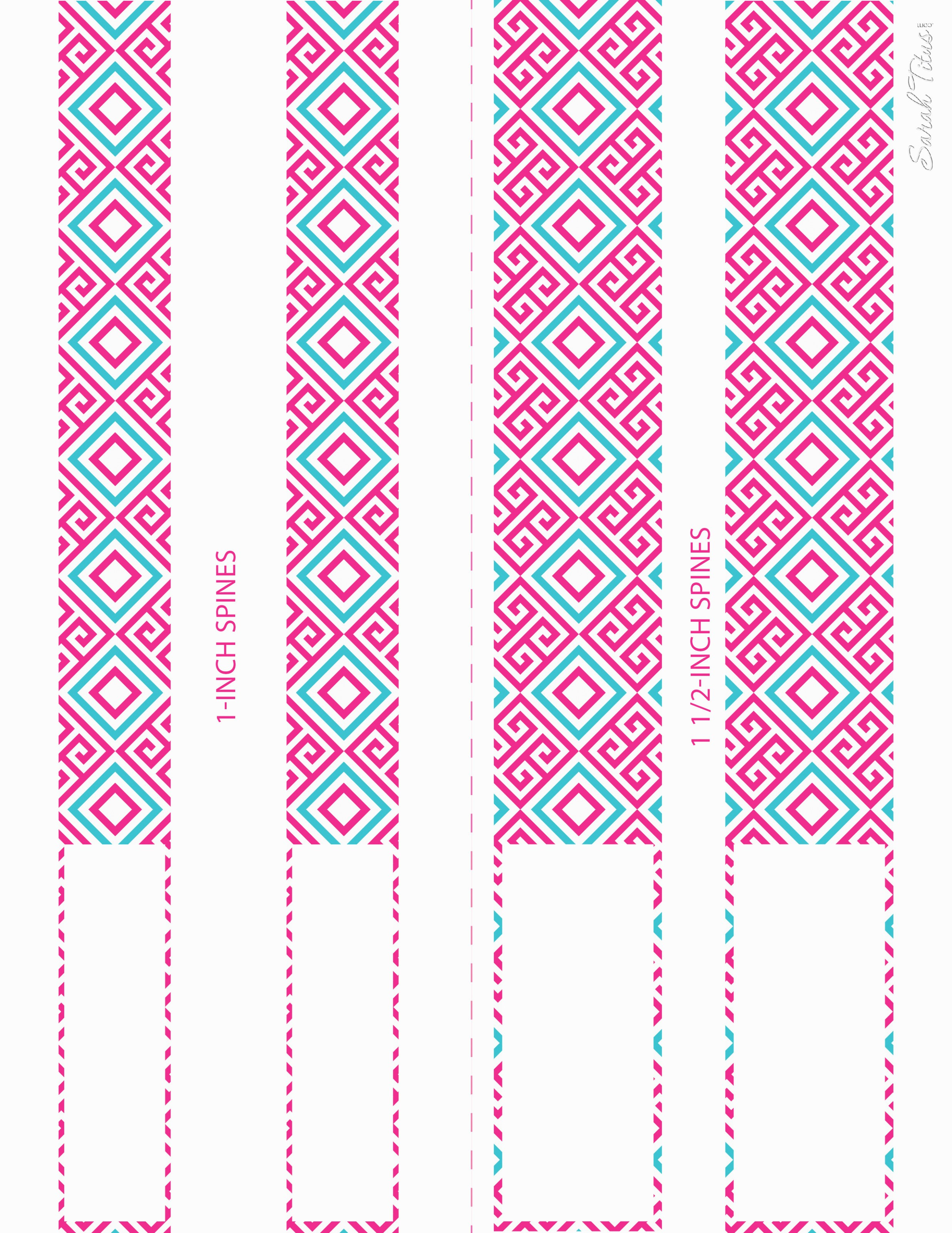 Free Printable Binder Spine Labels Luxury I Will Tell You the Truth