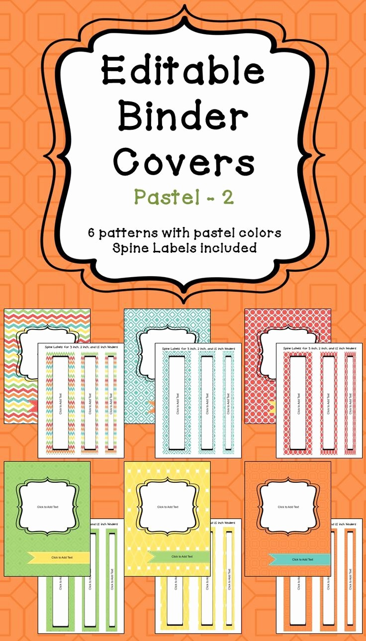 Free Printable Binder Spine Labels New 1000 Ideas About Binder Spine Labels On Pinterest
