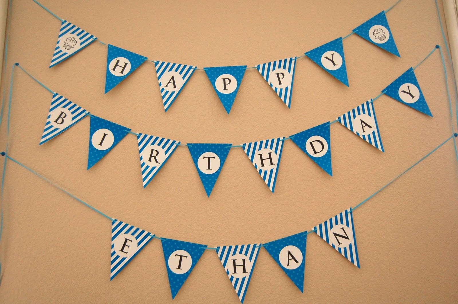 Free Printable Birthday Banner Templates Lovely Flipawoo Invitation and Party Designs Happy Birthday