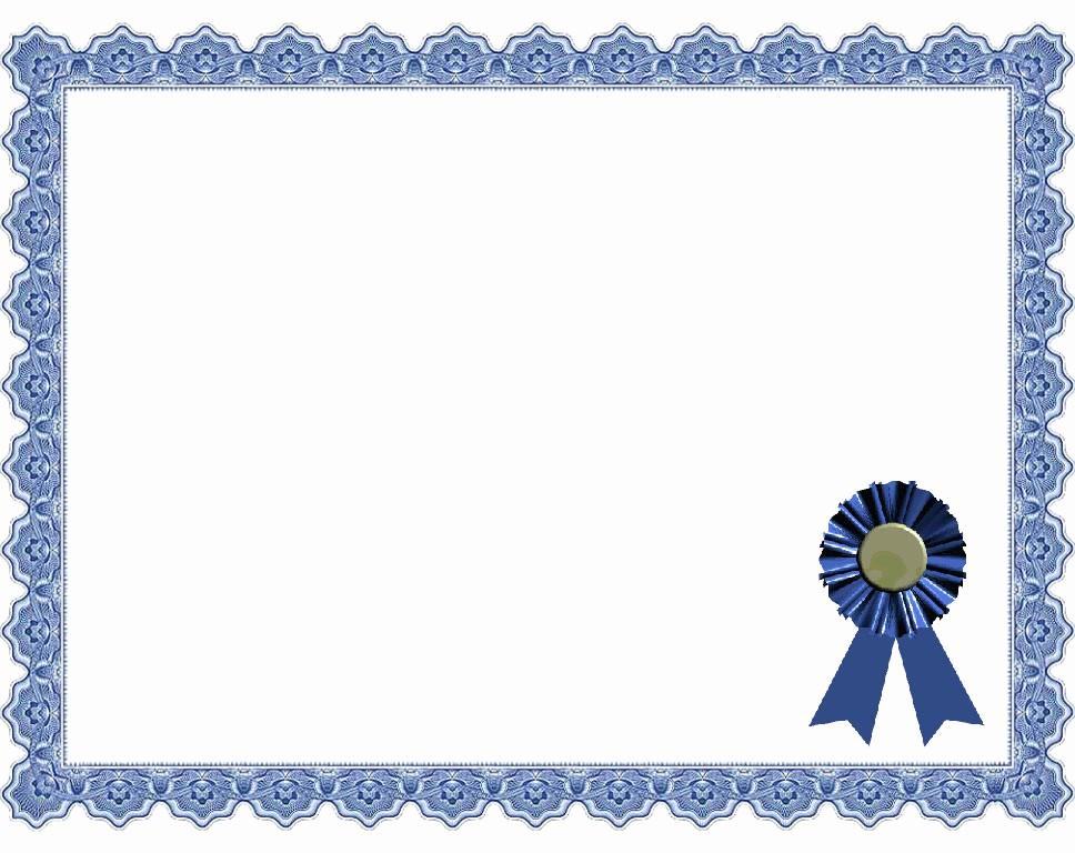 Free Printable Blank Certificate Borders Awesome Certificate Docs Certificate Templates Pritable