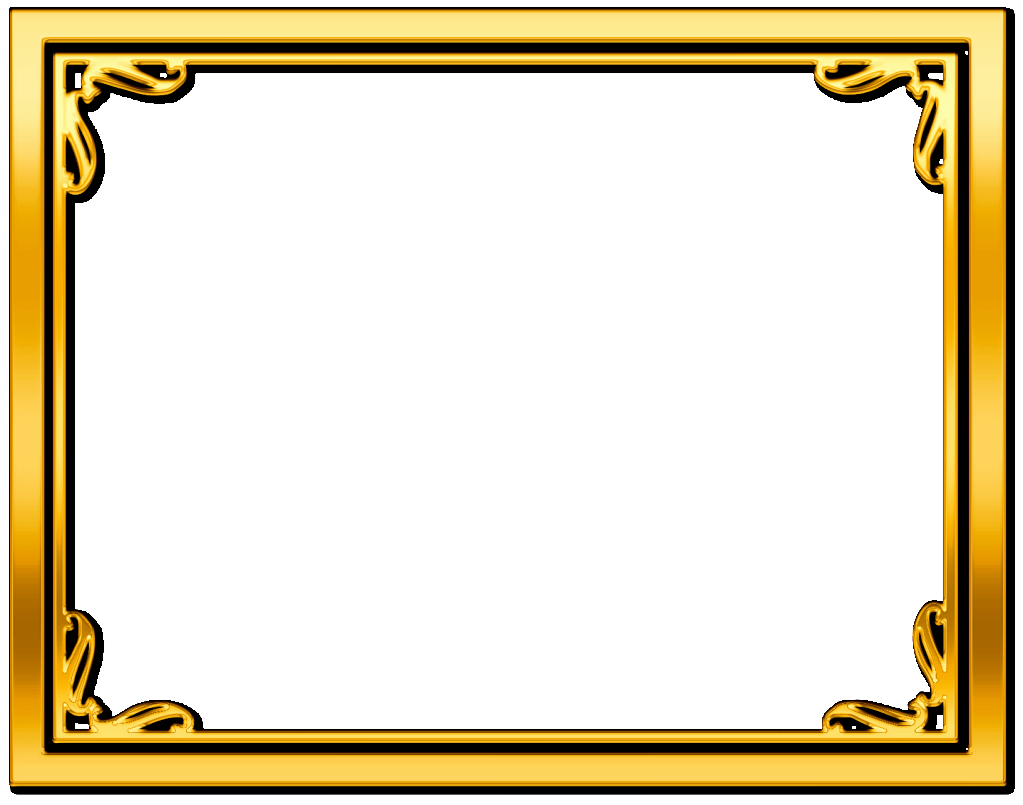 Free Printable Blank Certificate Borders Beautiful Gold Frame Border Free Clipart Google Search