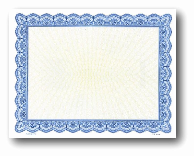 Free Printable Blank Certificate Borders Best Of Blank Certificate Paper