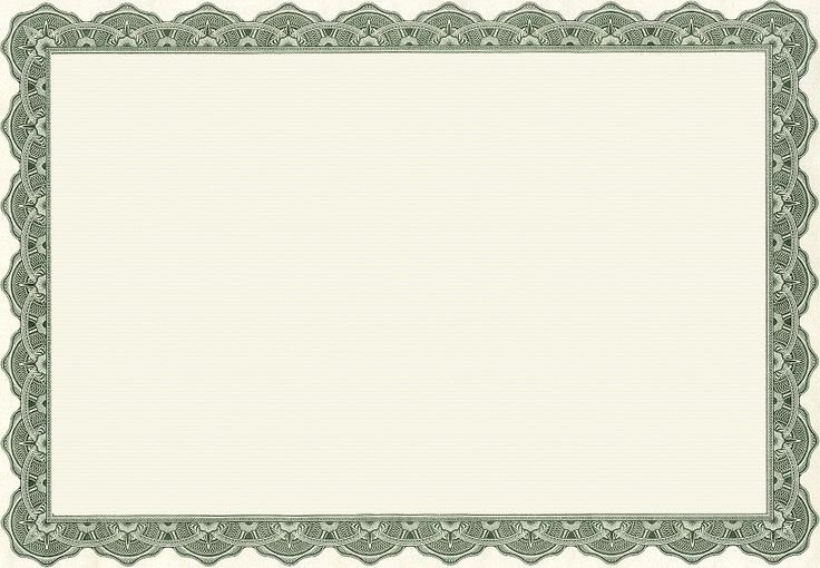 Free Printable Blank Certificate Borders Best Of Certificate Template Category Page 2 Efoza