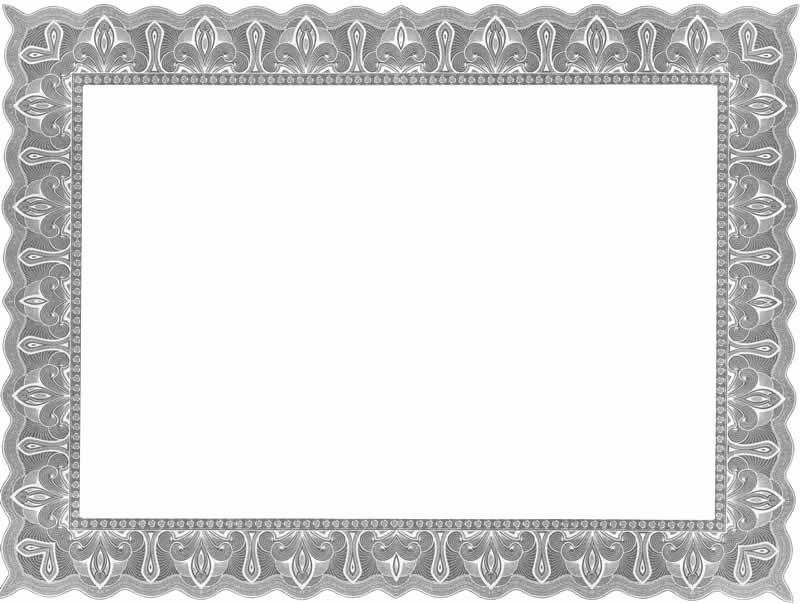 Free Printable Blank Certificate Borders Inspirational 12 Fancy Certificate Border Designs