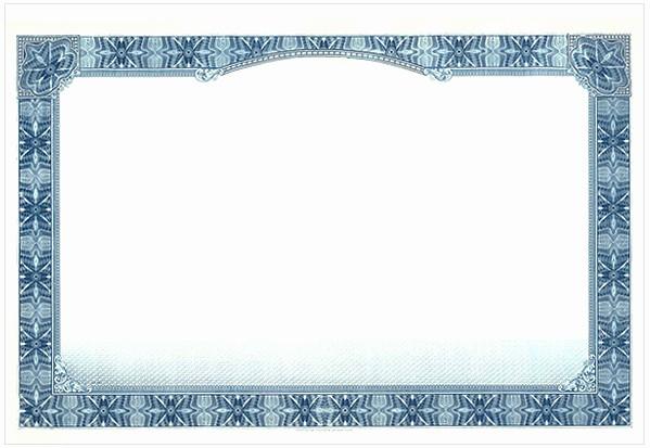 Free Printable Blank Certificate Borders Luxury Blank Vintage Border Certificates
