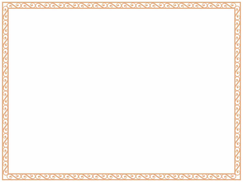 Free Printable Blank Certificate Borders Unique Free Printable Blank Certificate Borders Clipart Best