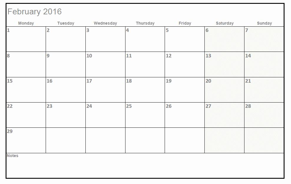 Free Printable Calendar 2016 Templates Inspirational Download Calendar Templates