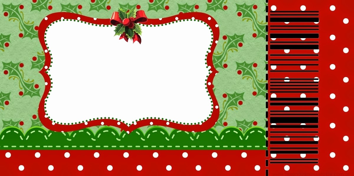 Free Printable Christmas Invitations Cards Lovely Christmas Ticket Templates Invitation Template