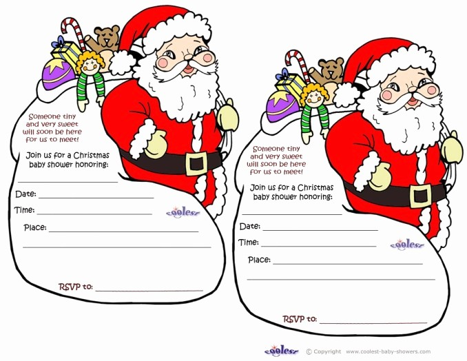 Free Printable Christmas Invitations Cards New Free Printable Christmas Invitation Postcards