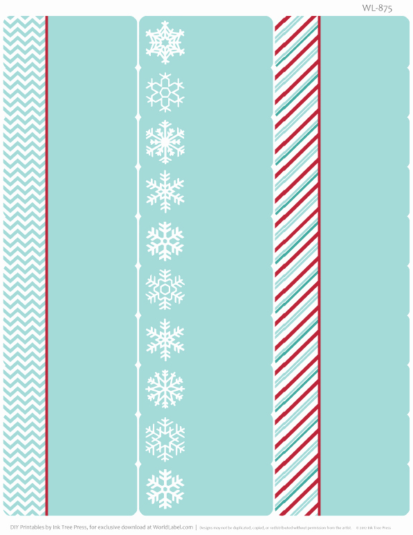 Free Printable Christmas Mailing Labels Unique Free Printable Holiday Address Labels