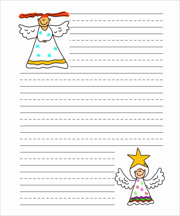 Free Printable Christmas Stationery Templates Elegant 13 Christmas Paper Templates Free Word Pdf Jpeg