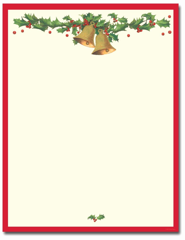Free Printable Christmas Stationery Templates Luxury Free Printable Christmas Stationery Borders