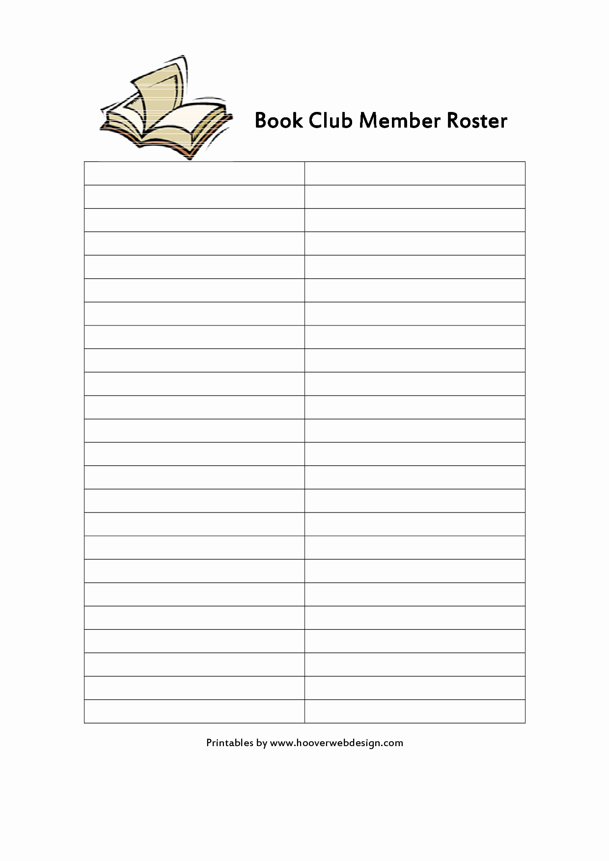 Free Printable Class Roster Template Best Of Class attendance Roster Template to Pin On